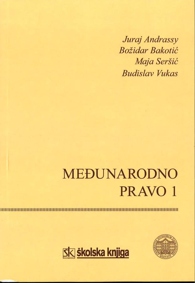 Andrassy J. Medunarodno pravo 1 1