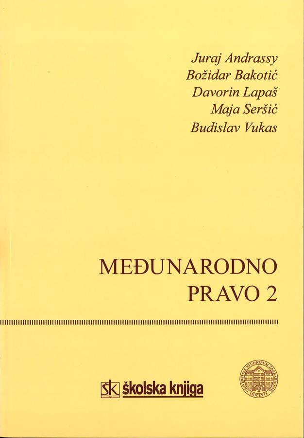 Andrassy J. Medunarodno pravo 2 1