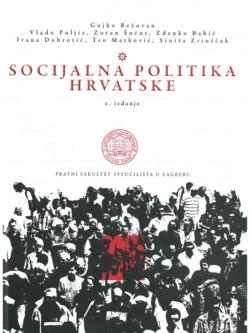 Bezovan G. Socijalna politika Hrvatske 1