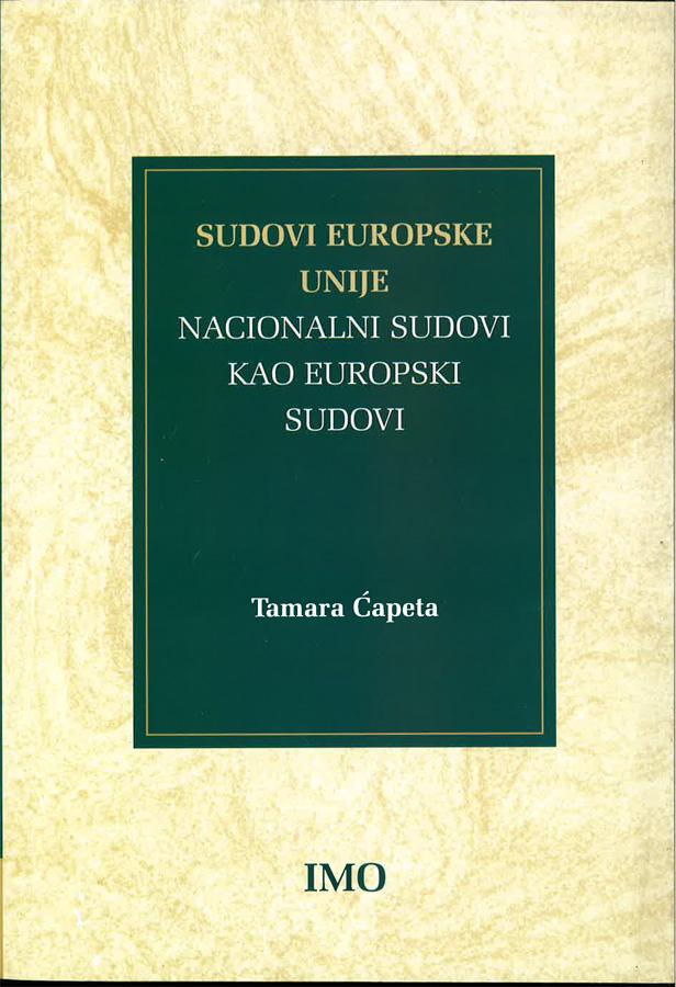 Capeta T. Sudovi Europske unije 1