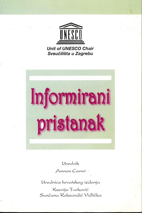 Carmi A. Informirani pristanak 1