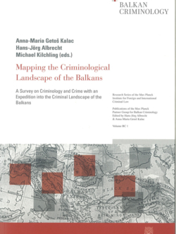 Getos Kalac A. M. Mapping the criminological landscape of the Balkans 1