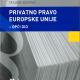 Josipovic T. Privatno pravo Europske unije Opci dio 1 1