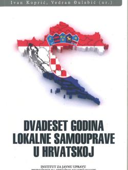 Kopric I. Dvadeset godina lokalne samouprave u Hrvatskoj 1