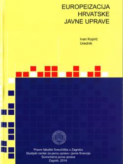Kopric I. Europeizacija hrvatske javne uprave 1