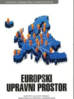 Kopric I. Europski upravni prostor 1