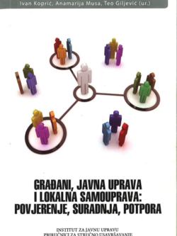 Kopric I. Gradani javna uprava i lokalna samouprava povjerenje suradnja potpora 1 1