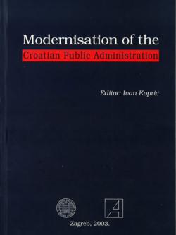 Kopric I. Modernisation of the croatian public administration 1