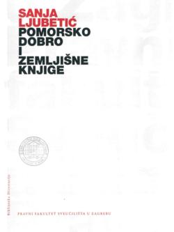 Ljubetic S. Pomorsko dobro i zemljisne knjige 1