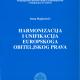 Majstorovic I. Harmonizacija i unifikacija europskoga obiteljskog prava 1