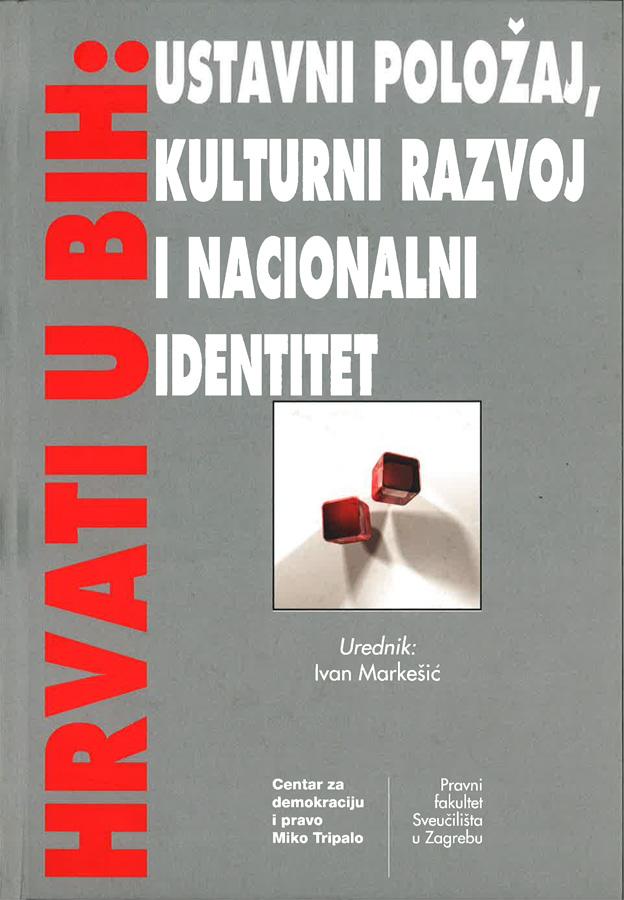 Markesic I. Hrvati u BIH 1