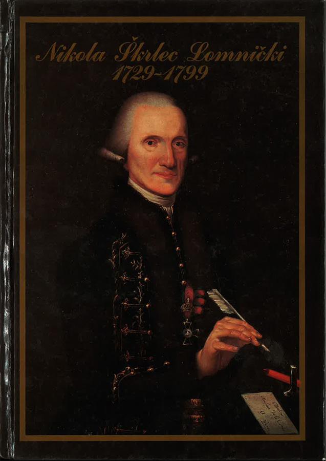 Nikola Skrlec Lomnicki 1729 1799 Sv.1 1