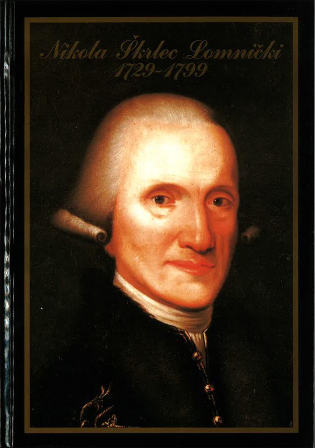 Nikola Skrlec Lomnicki 1729 1799 Sv.4 1