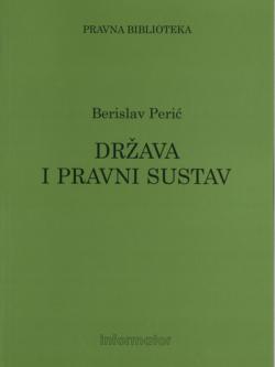 Peric B. Drzava i pravni sustav 1