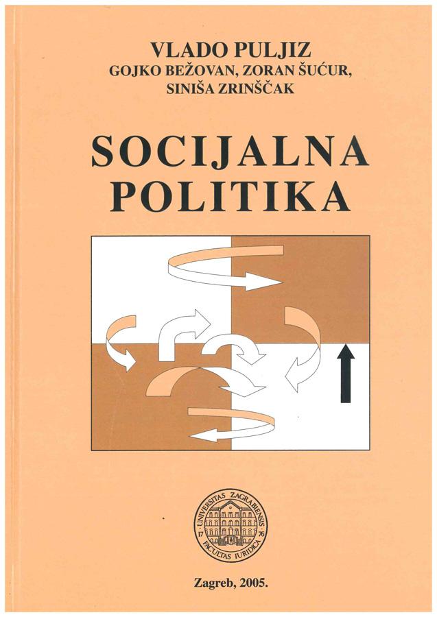 Puljiz V. Socijalna politika 1
