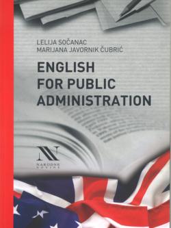 Socanac L. English for public administration 1