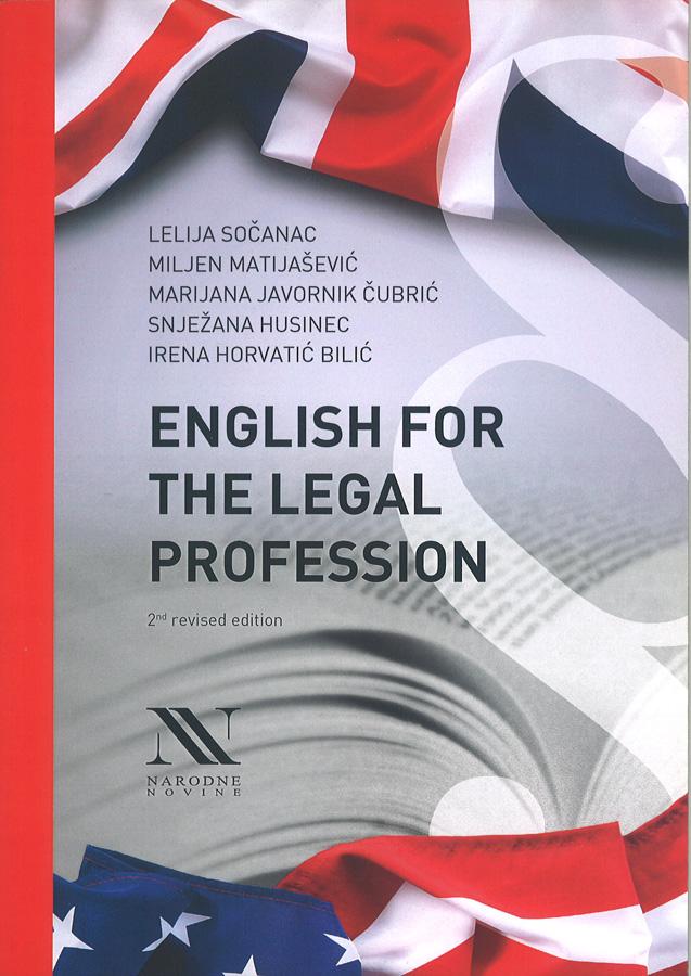 Socanac L. English for the legal profession 1