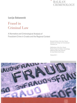 Sokanovic L. Fraud in Criminal Law 1
