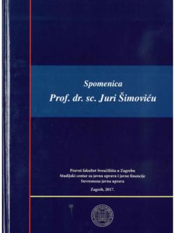 Spomenica prof. dr. sc. Juri Simovicu 1