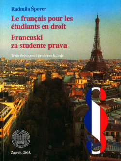 Sporer R. Francuski za studente prava 1