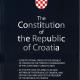 The Constitution of the Republic of Croatia 1