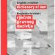 Vican M. D. Englesko hrvatski rjecnik pravnog nazivlja 1
