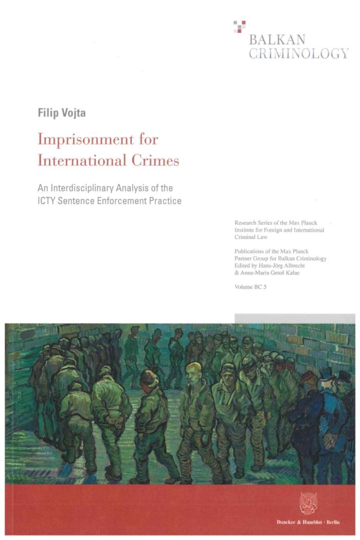 Vojta F. Imprisonment for International Crimes