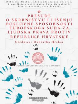 Presude o skrbnistvu i lisenju poslovne sposobnosti Europskoga suda za ljudska prava protiv Republike Hrvatske